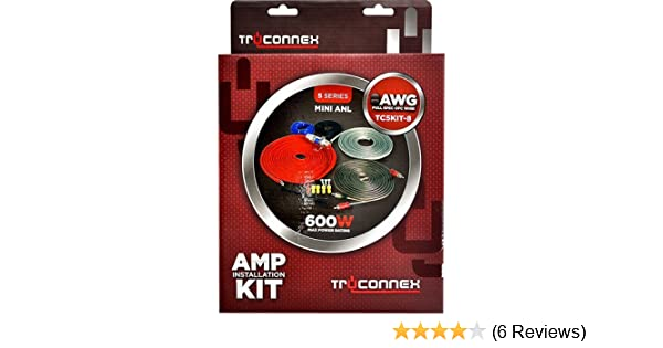Fierce amp hookup kit